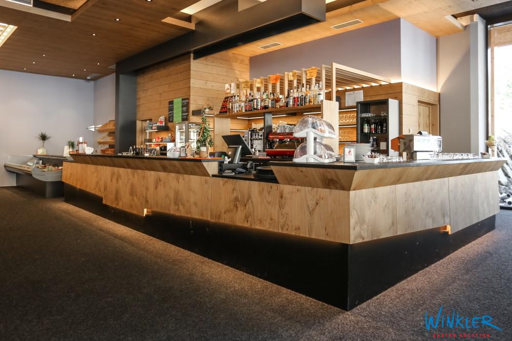 Bar Buffet Einrichtung Winkler Gastro Solution Bozen